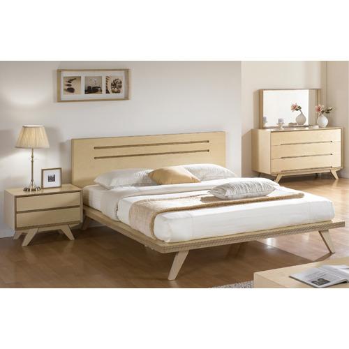 자작나무 원목 슈퍼싱글/퀸 침대 프레임JBED-1300/JBED-1650
