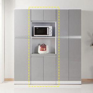 전면 UV 코팅 1800 전자렌지대 dwhf-268