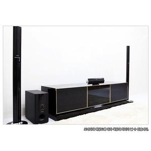 블랙 1800TV 장식장 우레탄 도장 고급제품 DCAOS-1800