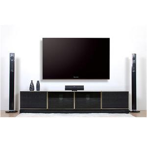 블랙 2100TV 장식장 우레탄 도장 고급제품 DCAOS-2100