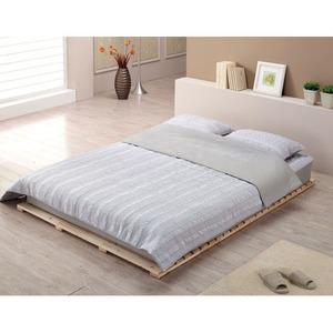 삼나무 마루형 퀸사이즈 침대깔판(매트리스 별매) dsif-110